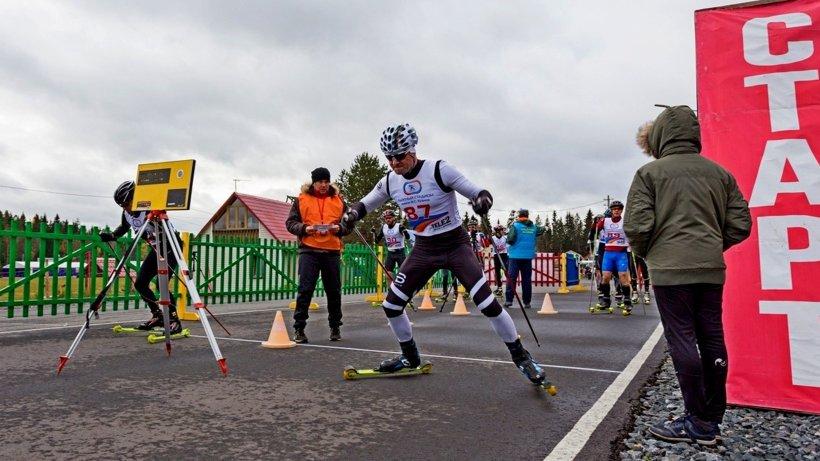 В состязаниях приняли участие 94 спортсмена. Фото агентства по спорту Архангельской области