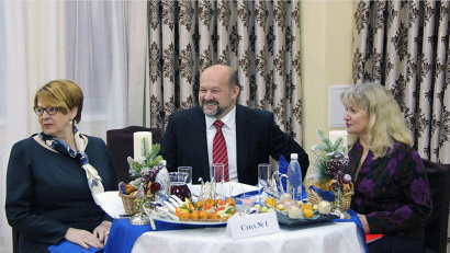 Завтрак с губернатором: в атмосфере взаимопонимания