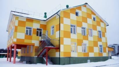 В декабре этого года детсад в Васьково открыл двери для тридцати первых воспитанников
