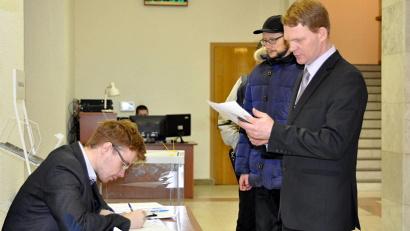 Сергей Котлов выбрал для благоустройства территорию парка в Исакогорском округе Архангельска