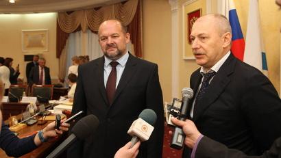 Павел Новиков: «Архангельская область – тот регион, которому хочется помогать»