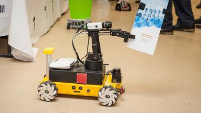 Первые соревнования «РобоАрктика» могут пройти в рамках Ломоносовского форума