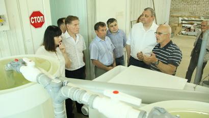 1,5 миллиона рублей на развитие производства КФК Козырева получило за счет выигранного областного гранта начинающим фермерам