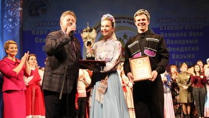 Один из Спецпризов Союза городов воинской славы уезжает в Псков