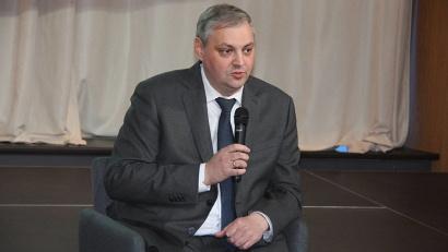 Председатель правительства Архангельской области Алексей Алсуфьев