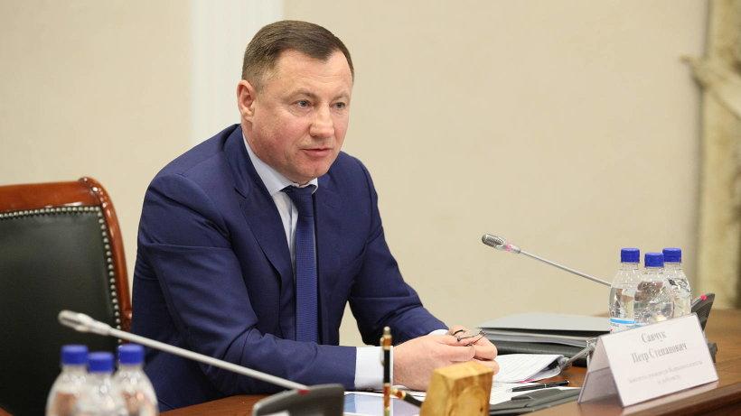 Замглавы Росрыболовства Петр Савчук: «Очень приятно, что Архангельская область является лидером в этой части, и здесь уже перешли к делу»