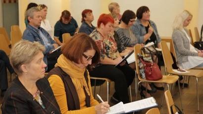В семинаре приняли участие более 80 человек. Фото Архангельского краеведческого музея