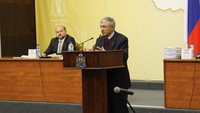 Виталий Фортыгин: «Разделение политических и  хозяйственных функций нужно применять»