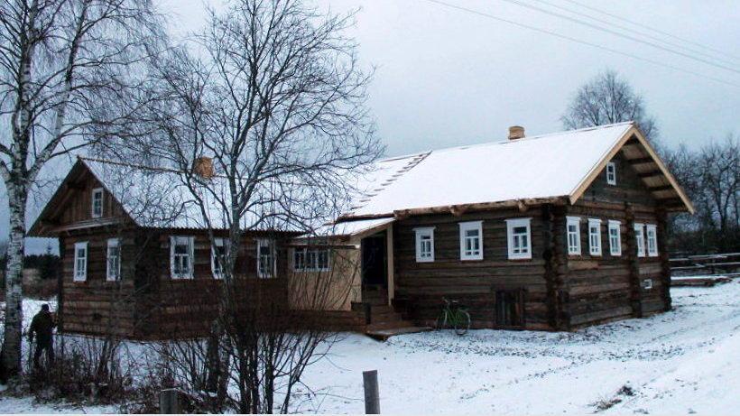 Музей разместится в отреставрированном доме ссылки Иосифа Бродского