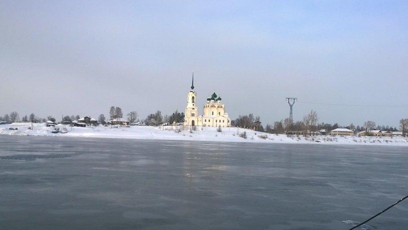 Члены экспедиции побывали в музеях Сольвычегодска, подготовили публикации о жизни в глубинке Поморья