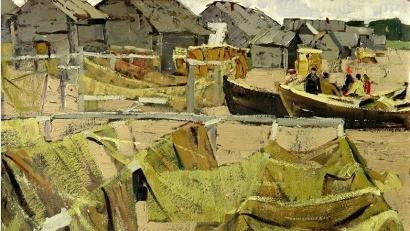 В Поморье откроются выставки, посвященные 140-летию выдающегося художника и сказочника Степана Писахова