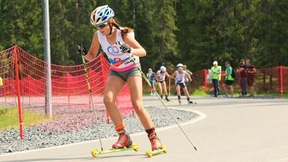 Современную лыжероллерную трассу уже опробовали спортсмены Поморья