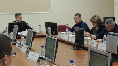 На встрече обсуждался ряд конкретных и практических вопросов по внедрению новой системы обращения с ТКО