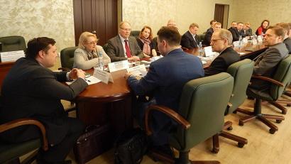 Дискуссия состоялась в рамках проекта «Трансферт знаний и технологий для использования древесины в качестве топлива в энергетику России»