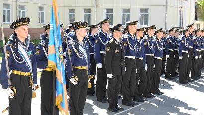 Архангельский морской кадетский корпус является флагманом развития кадетского образования в регионе