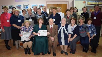 Результаты проекта «Передвижная юридическая приёмная для пожилых граждан на селе» обобщили на круглом столе
