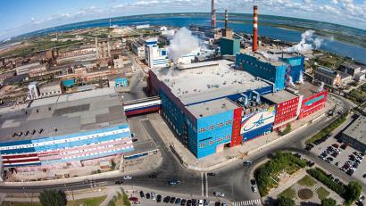Сегодня Архангельский ЦБК в числе российских компаний-лидеров по варке целлюлозы