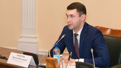 Николай Евменов: «Законодательное предложение основано на конкретных обращениях предпринимателей и анализе сложившейся судебной практики»