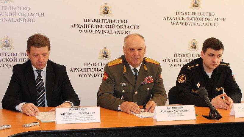 Военный комиссар Архангельской области Григорий Багинский считает, что служба в армии – серьёзный социальный лифт для молодых людей.