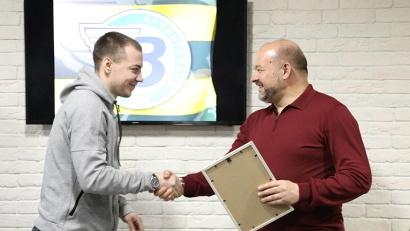 На встрече также были вручены благодарственные письма губернатора Архангельской области