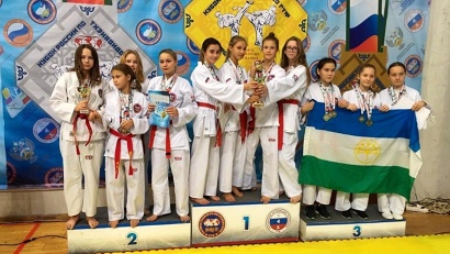 Тхэквондисты Поморья – бронзовые призеры всероссийских соревнований