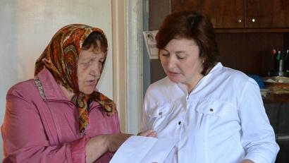 Выездная бригада врачей приняла более 150 пациентов