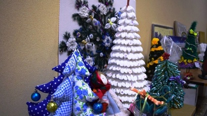 В конкурсе «Зимняя сказка» приняли участие около 500 ребятишек со всей Архангельской области