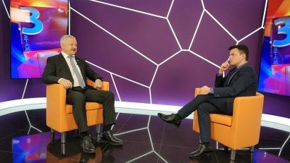 В программе телеканала «Регион-29» «13 этаж» обсудили вопросы перехода Архангельской области на цифровое ТВ