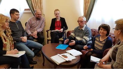 Про успешные практики, работающие в Поморье, расскажут представители общества слепых, общества глухих, общества инвалидов