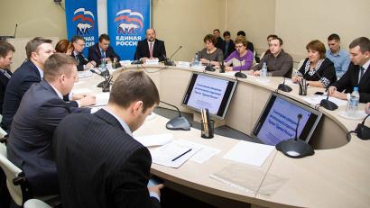 Слушателями лекции стали представители администраций, депутаты, общественники из 22 муниципалитетов региона