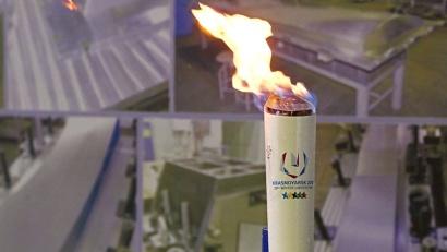 Церемония зажжения Огня состоится 20 сентября в Турине