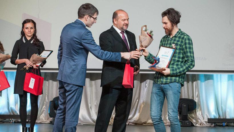 В номинации «Открытие года» награду получил Фёдор Медведев (мастерская «Множество»)