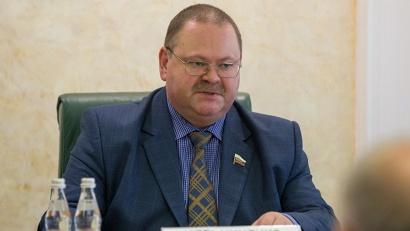 Олег Мельниченко: «Были выявлены проблемы и многочисленные трудности при представлении сведений о доходах депутатами муниципалитетов»