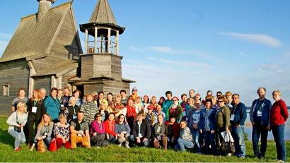 VIII фестиваль «ТОСы Поморья» собрал в деревне Вершинино более 70 участников из восьми субъектов Российской Федерации