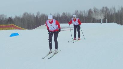 В Устьяны приедут около 300 сильнейших лыжников страны