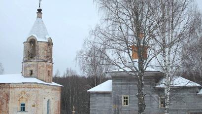 ТОС поставил перед собой задачу сохранения памятников архитектуры: Никольской деревянной церкви и Никольской каменной церкви