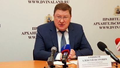 Заместитель губернатора Архангельской области по стратегическому планированию и инвестиционной политике Алексей Гришков