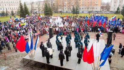 В прошлом году в общественной акции приняли участие более тысячи северян