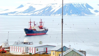 Ресурсное обеспечение заполярной зоны России, развитие Северного морского пути, адаптация человека к суровым северным условиям требуют системного подхода. Фото Александра Дрикера