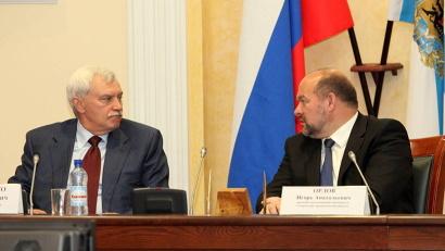Санкт-Петербург и Поморье: в атмосфере полного взаимопонимания