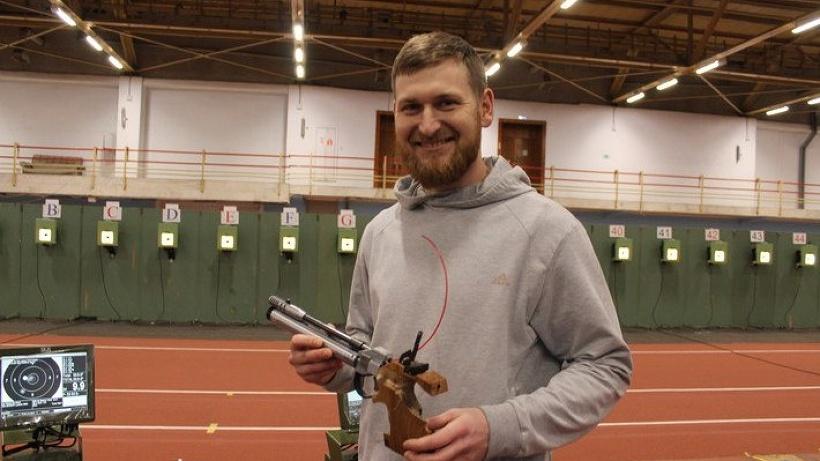 На соревнованиях в Ижевске Леонид Екимов завоевал уже две награды