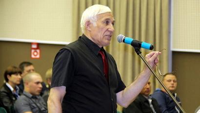 Виктор Доронин предложил устроить в Новодвинске выступление ансамбля «Сиверко»