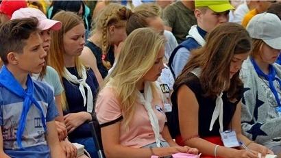 Профориентационная смена для подростков «Регион развития 29» проходит в устьянской «Малиновке»