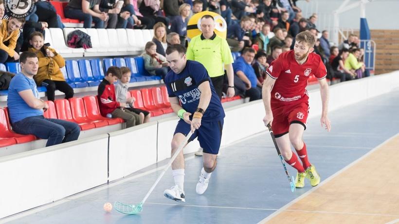 В Нижнем Новгороде стартовал финальный тур чемпионата России по флорболу