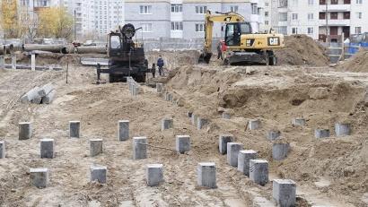 В Северодвинске строится новый детский сад на 280 мест