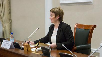 Екатерина Прокопьева отметила, что финал Кубка России по лыжным гонкам должен стать большим праздником спорта