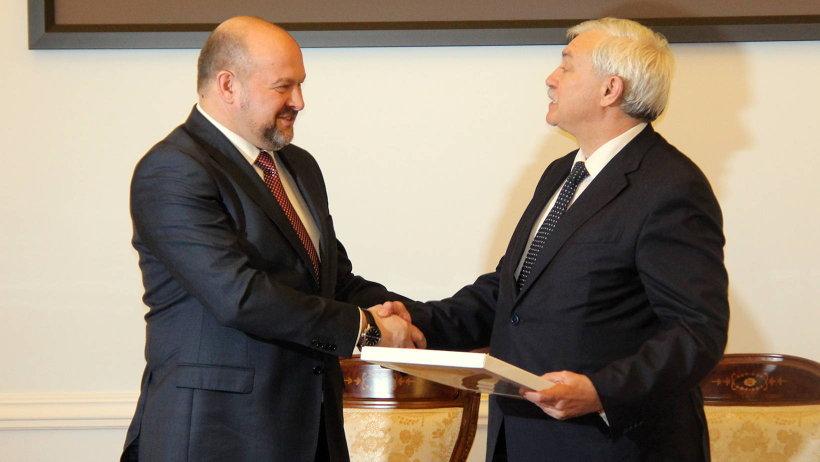 Игорь Орлов убеждён: после утверждения плана совместных мероприятий удастся реализовать конкретные проекты