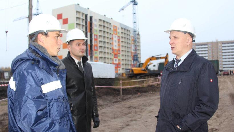 Андрей Шестаков: «Четвёртый этап программы переселения завершим в ноябре этого года»