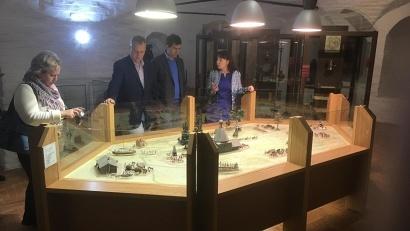 Посещение Архангельского краеведческого музея