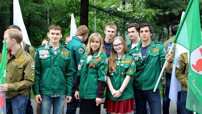 2016 год – юбилейный для студотрядов Архангельской области